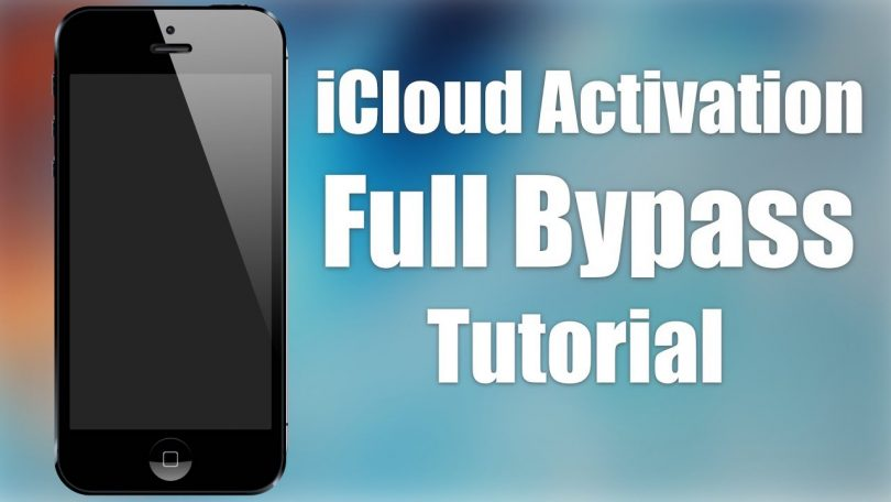 iphone 5 icloud activation